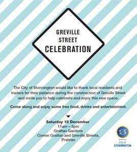Greville opening 29nov17