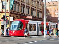 Mode tram