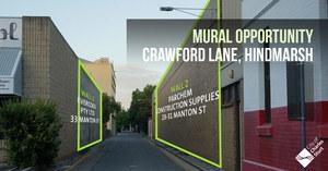 Crawford lane mural