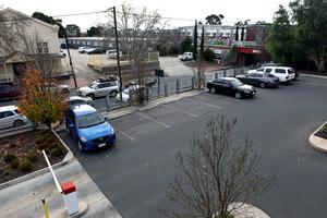 Chief street parking