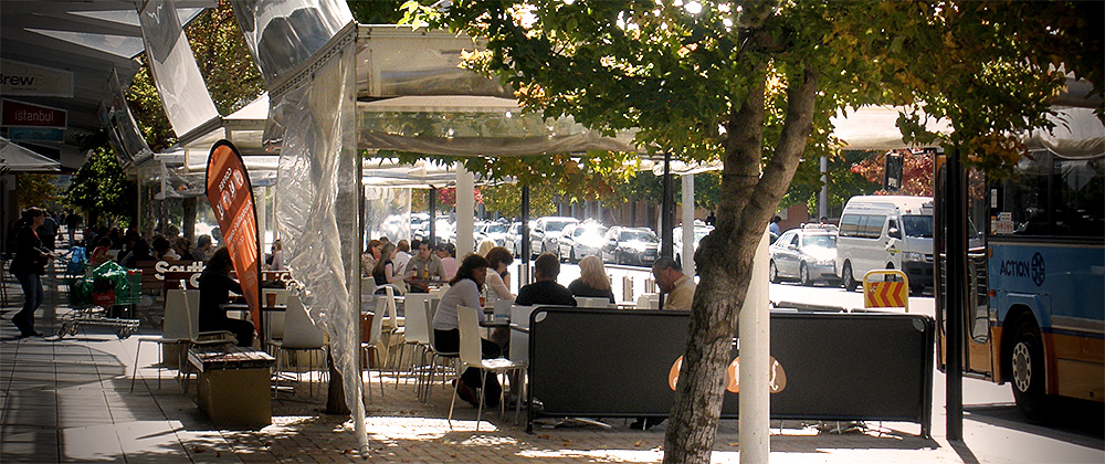 Tuggeranong cafes