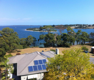 About 27  of east gippsland households have installed solar panels to reduce their energy costs