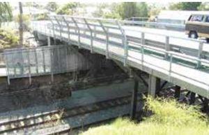 Ashton road bridge