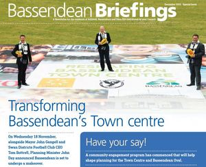 Bassendean briefings   dec 2015