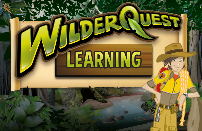 Wq learning logo ranger sam