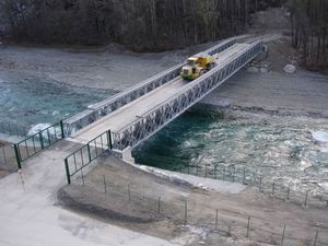 Mabey bailey bridge