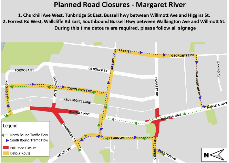 20feb road closure
