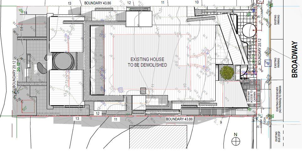 135 broadway   property layout