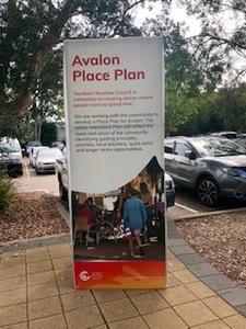 Avalon sign