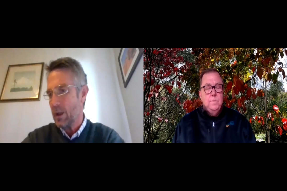 Agency Conversations with David Kerley from MLHD - Bushfire Recovery Counselling Service