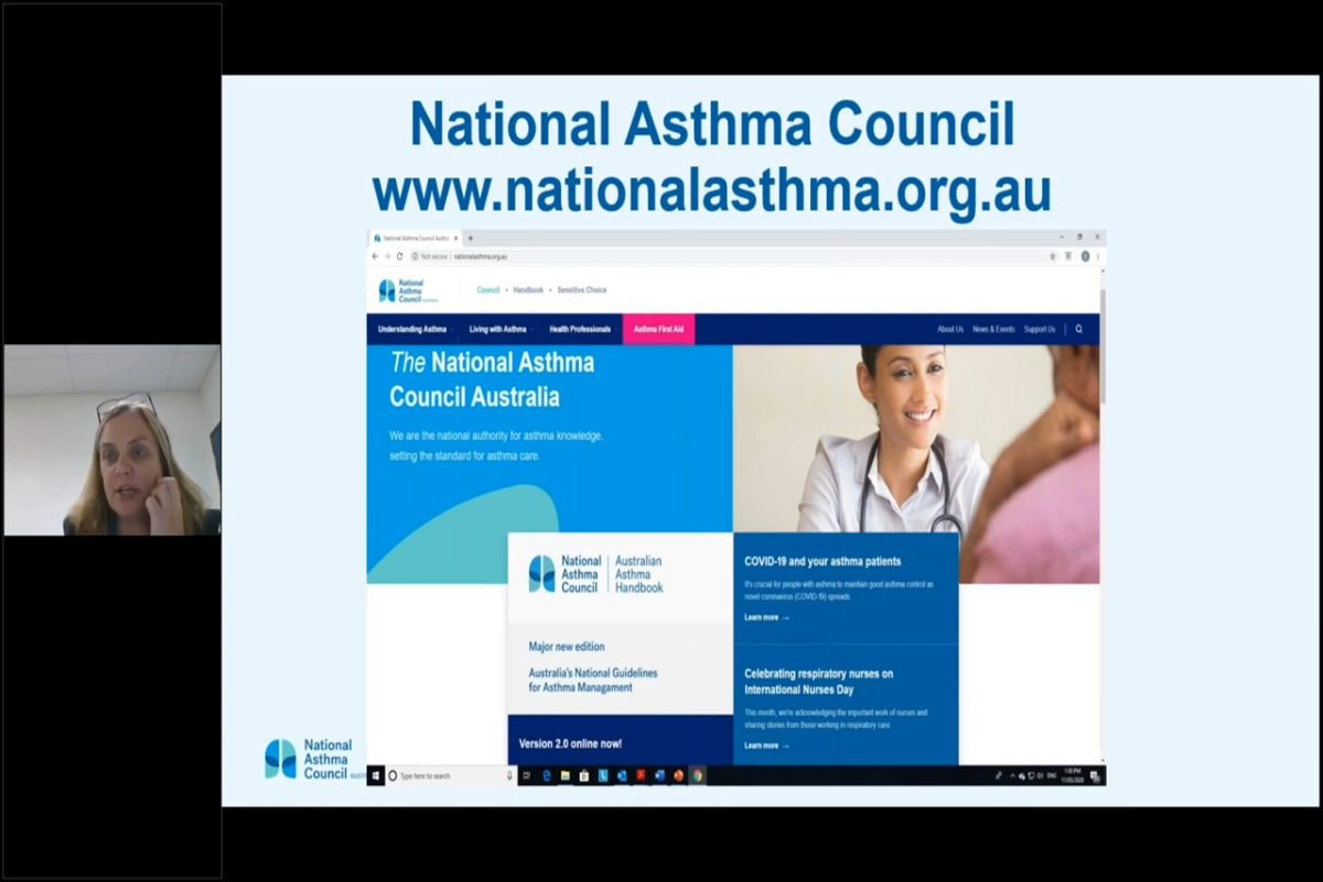Paediatric Asthma Update 2020