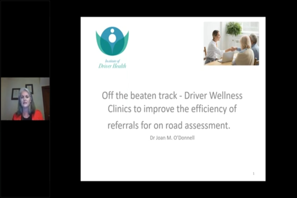 Screening fitness to drive - The Driver Wellness Clinic
