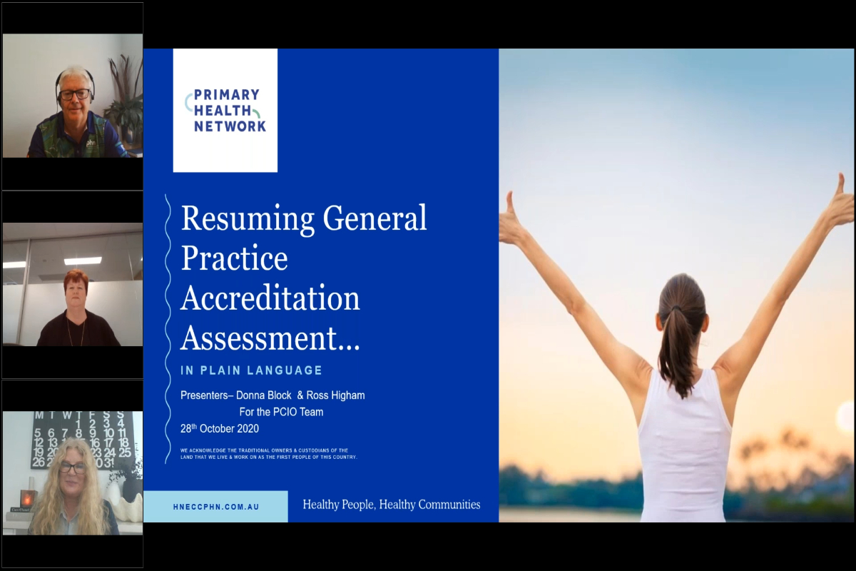 Mastermind: GP accreditation in plain language