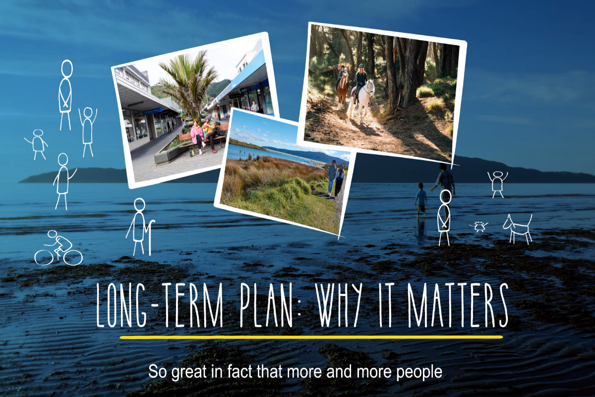 Long-term Plan - why it matters
