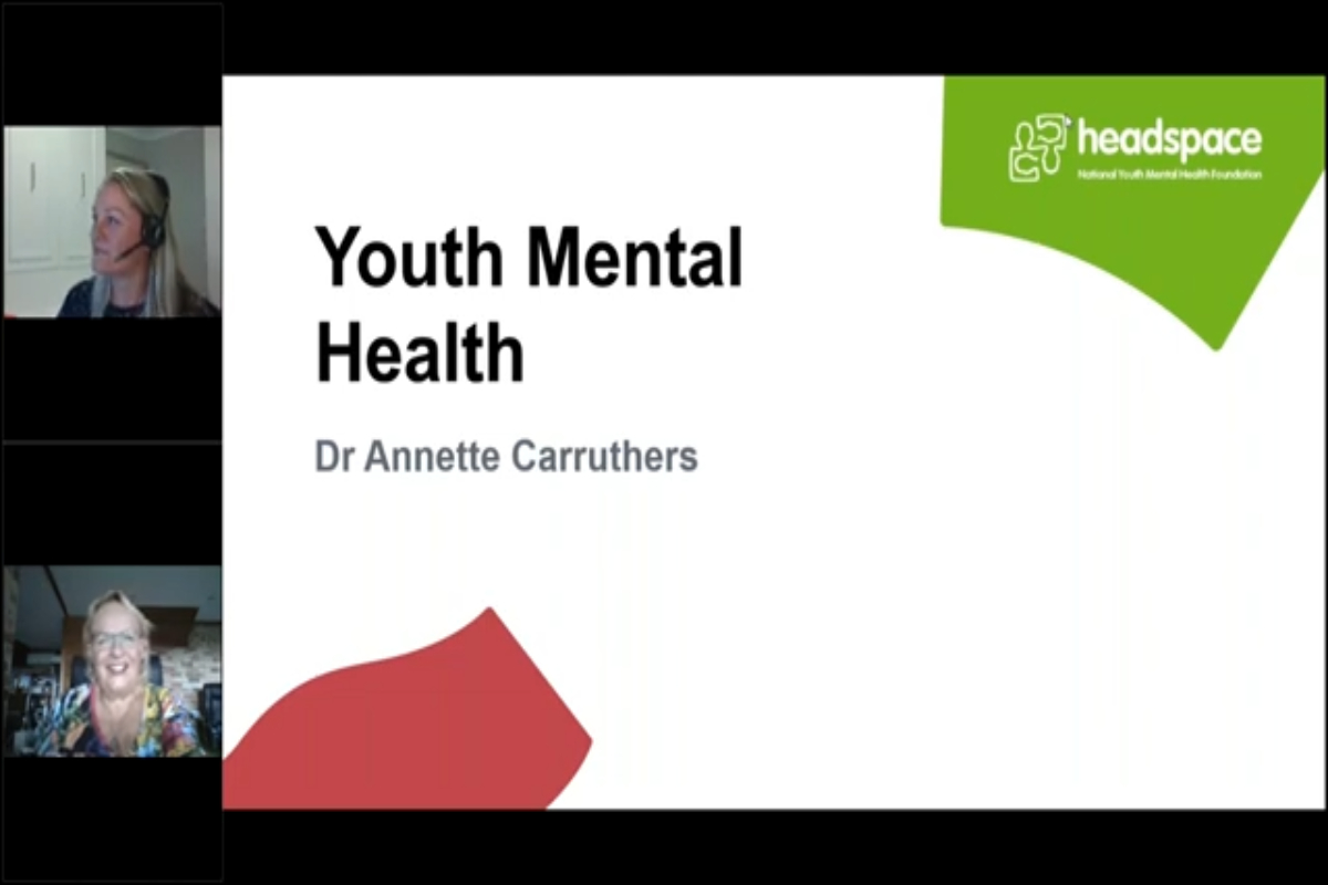 QI Community of Practice #10 - Youth Mental Health