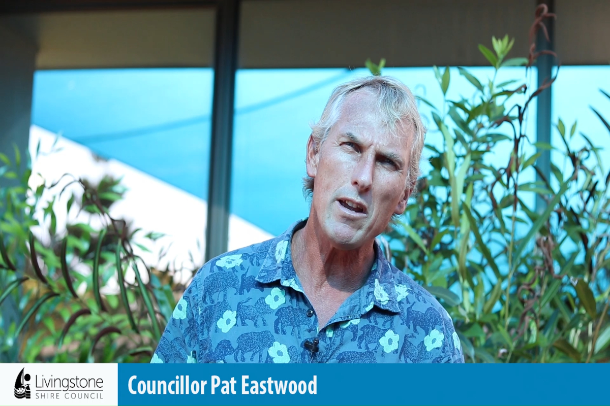 Cr Pat Eastwood