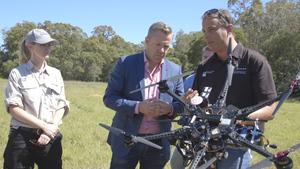 Koala drone