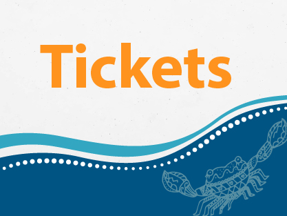 Naidoc ticket sponsor nominate icons tickets