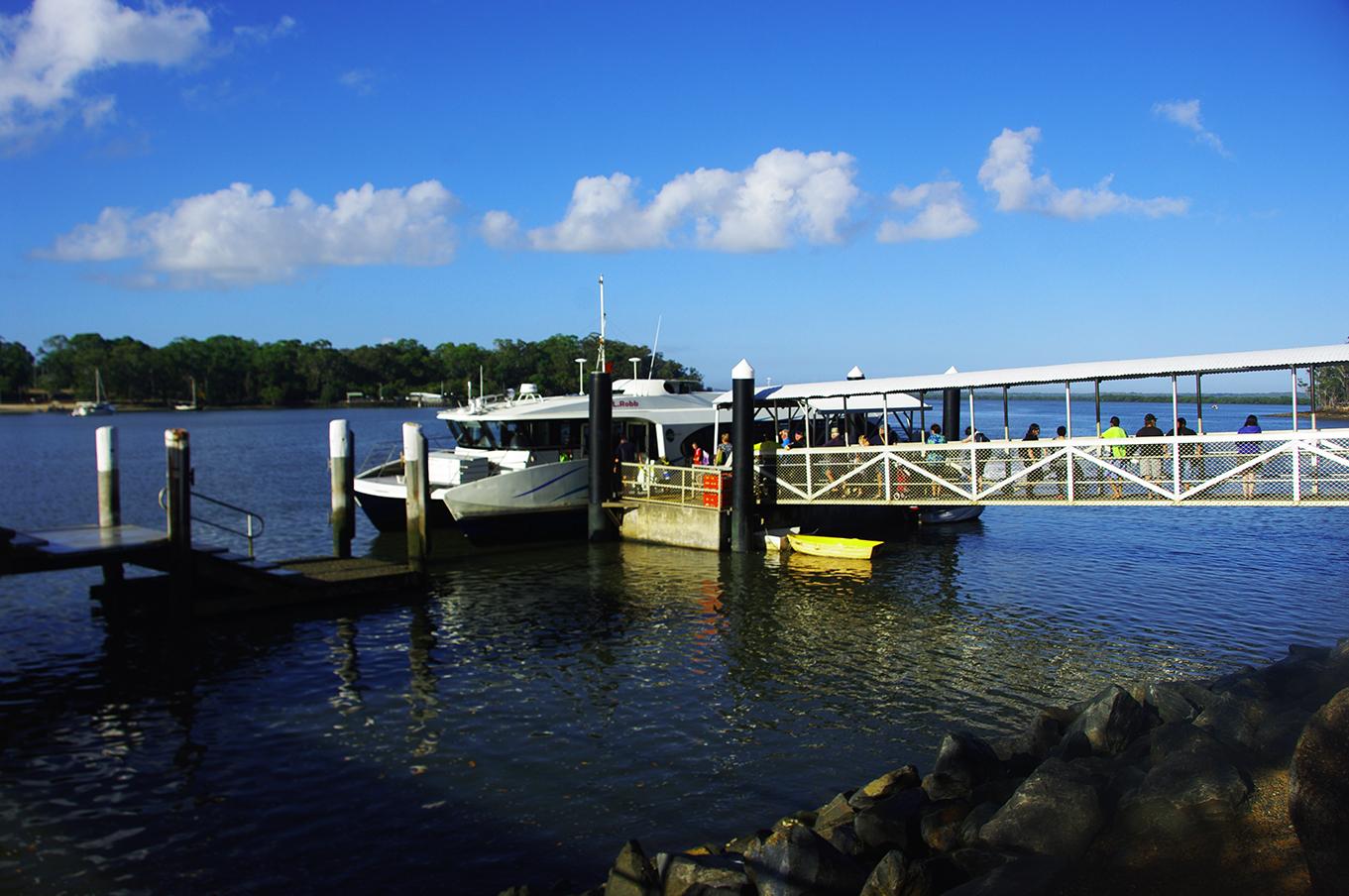Macleay Island To Redland Bay Ferry