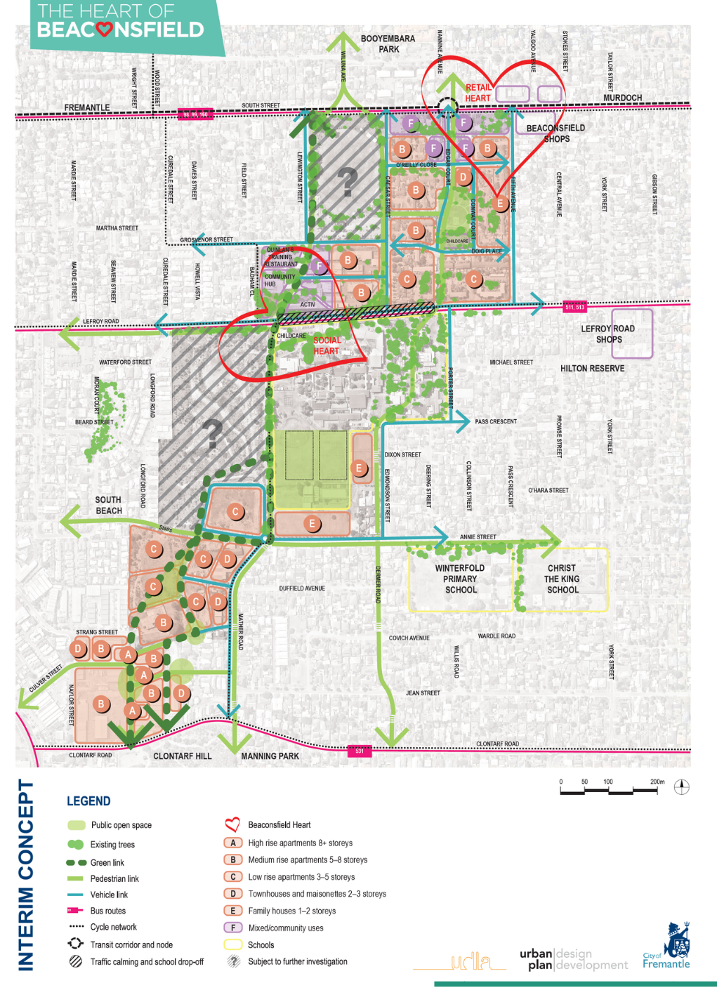 The Heart Of Beaconsfield My Say Freo Bullhorn Wiring Diagram Whats Happening At Davis Park