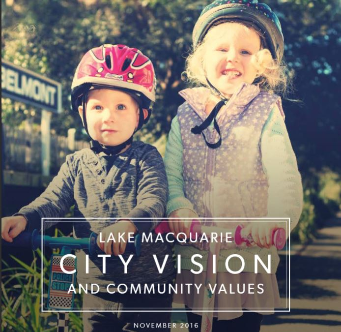 New City Vision and Values