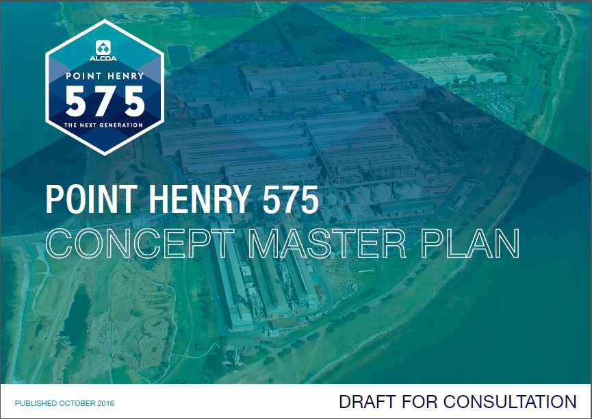 point Henry 575 Draft Concept Master Plan