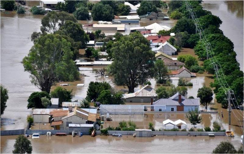 Flood futures