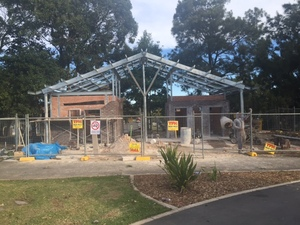 Bankstown city gardens facility upgrade picture
