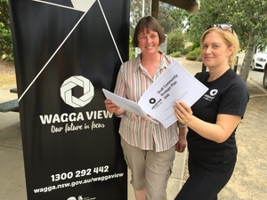 Wagga view