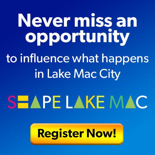 Register to Shape Lake Mac
