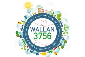 Wallan 3756 logo article