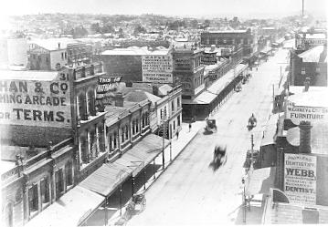 Chapel street 1912