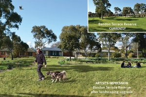 Bandon terrace reserve current proposed 6x4
