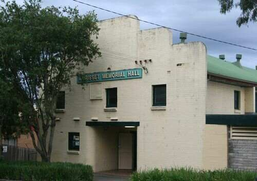 Morisset memorial hall 29369 22191