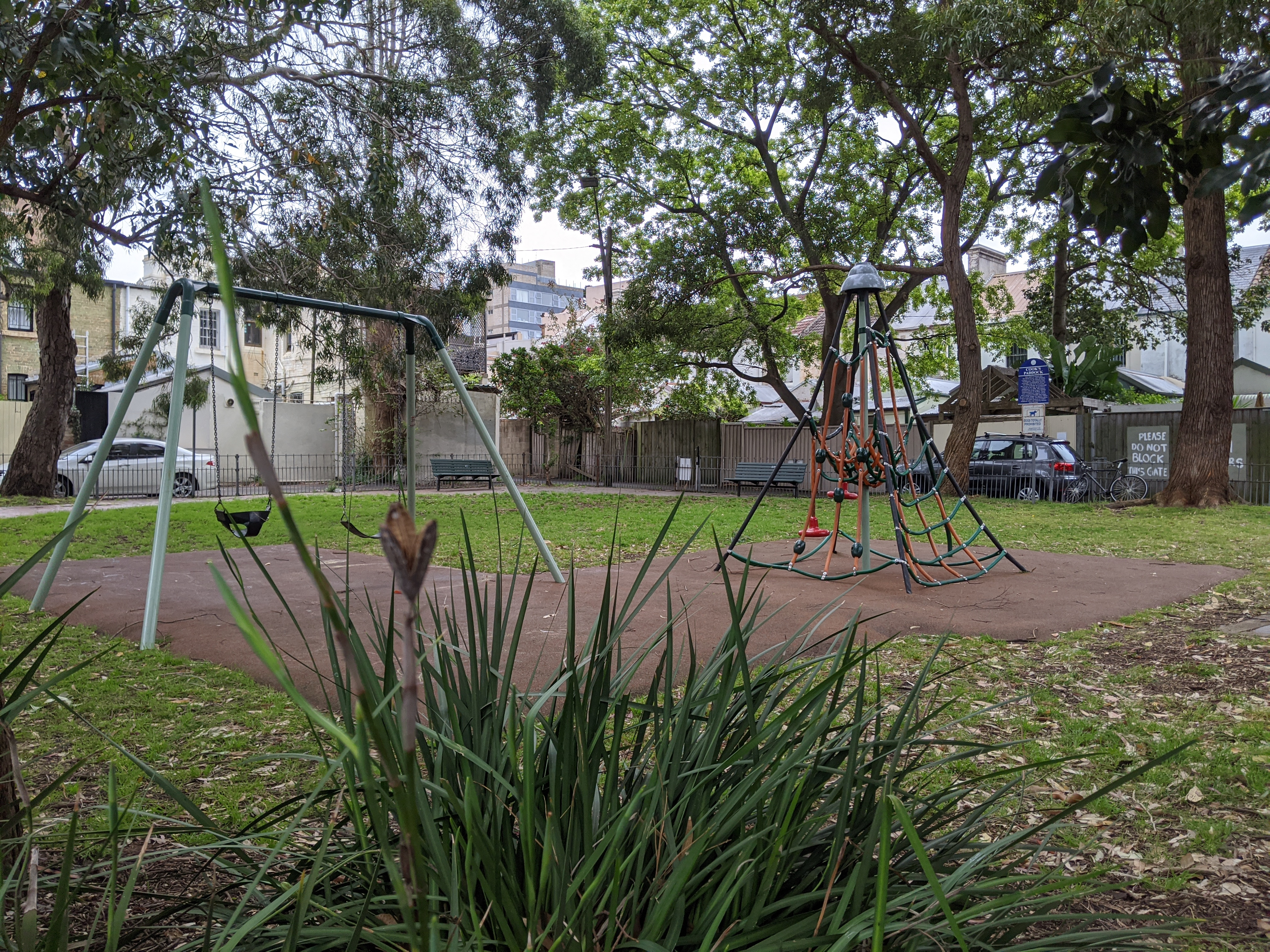 People's Choice Vote: Cook's Paddock Playground Upgrade