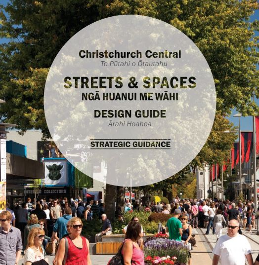 Streets and spaces