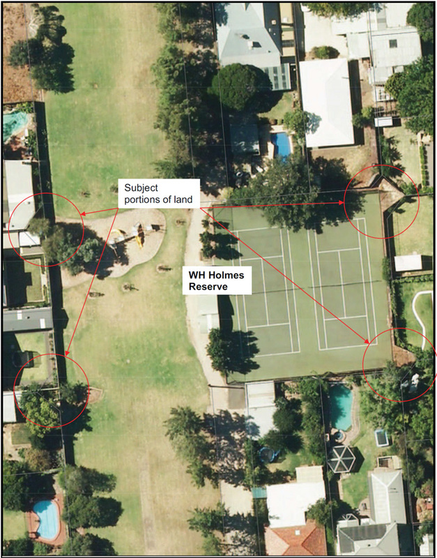 Consultation report   wh holmes reserve 6