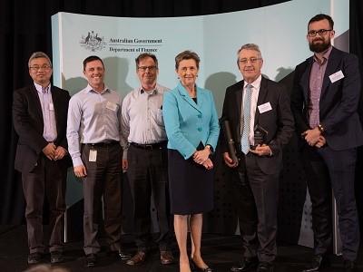 Rrra award image