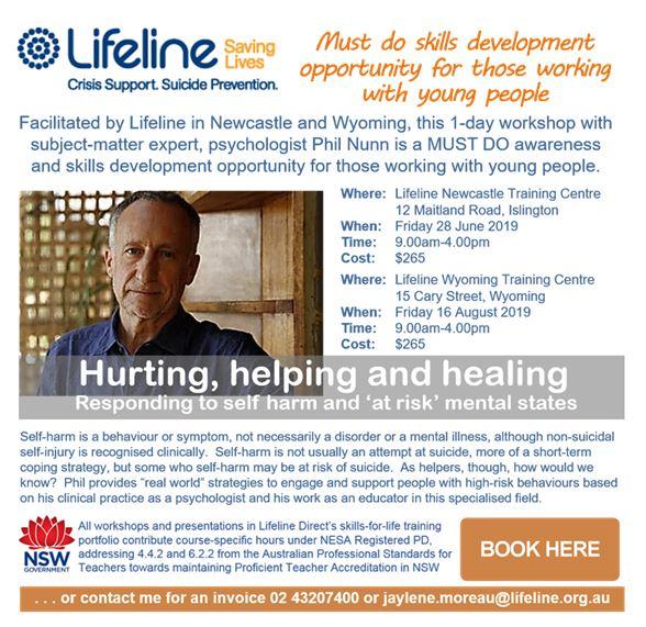 Lifeline workshop