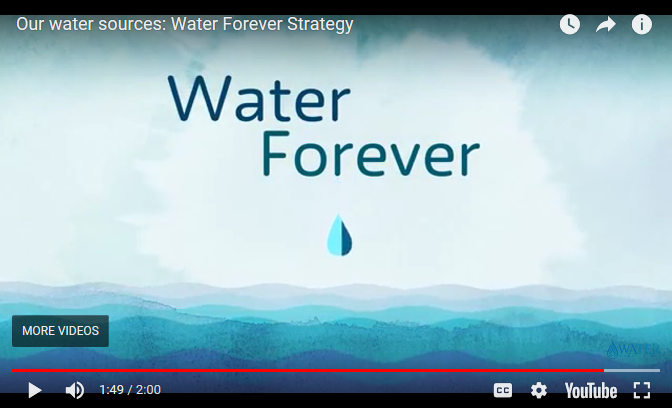 Water forever