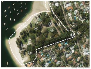 Clontarf park   area 1