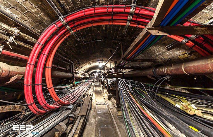 Underground residential power distribution
