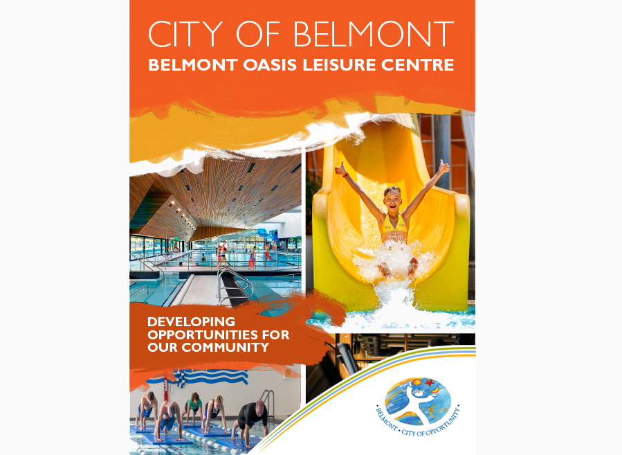 Belmont oasis leisure centre for homepage