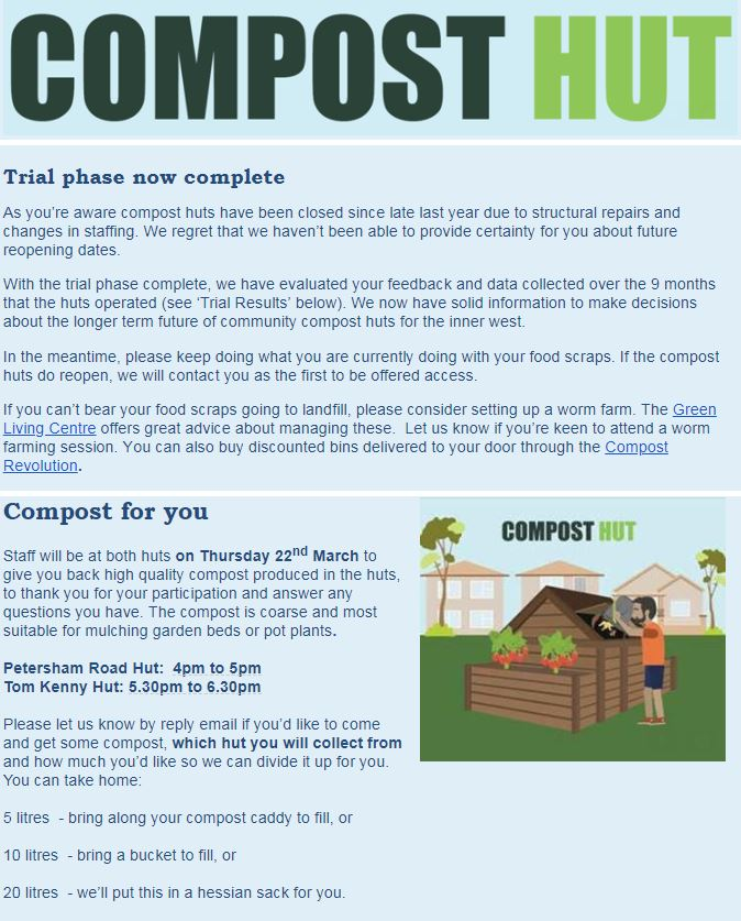 Compost hut newsletter 16mar18 p1