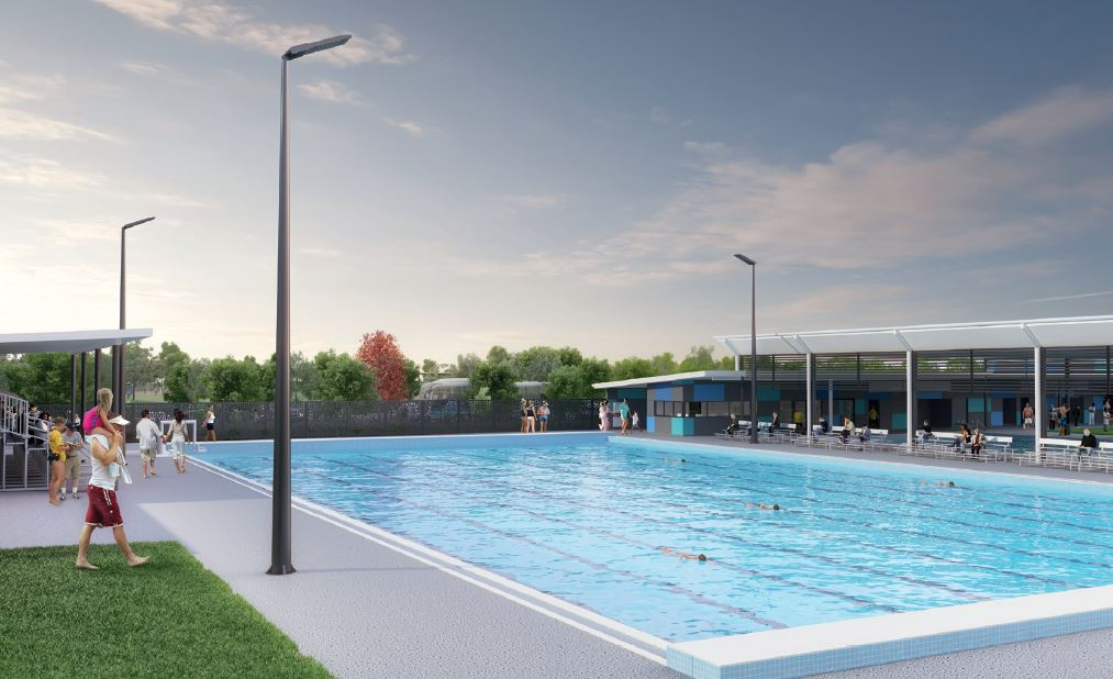 Update on the Sports Precinct at Ooralea (CQU)