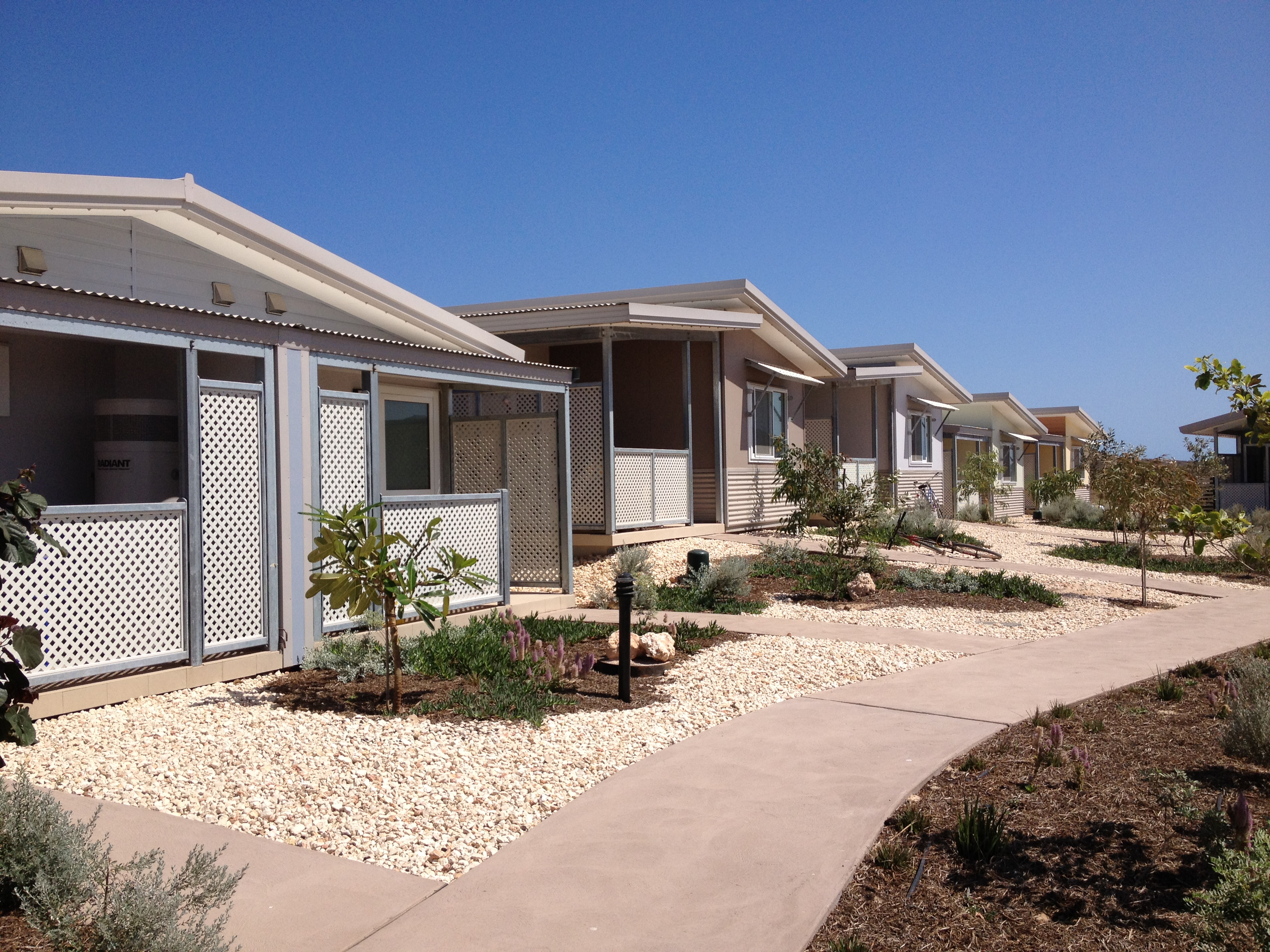 Coral bay seasonal workers accommodation 1