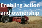 Enabling action and ownership