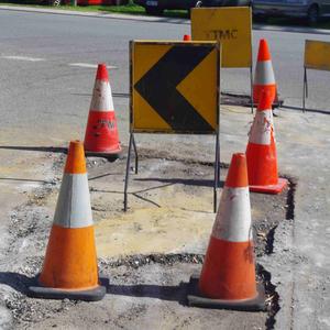 Road closure 3