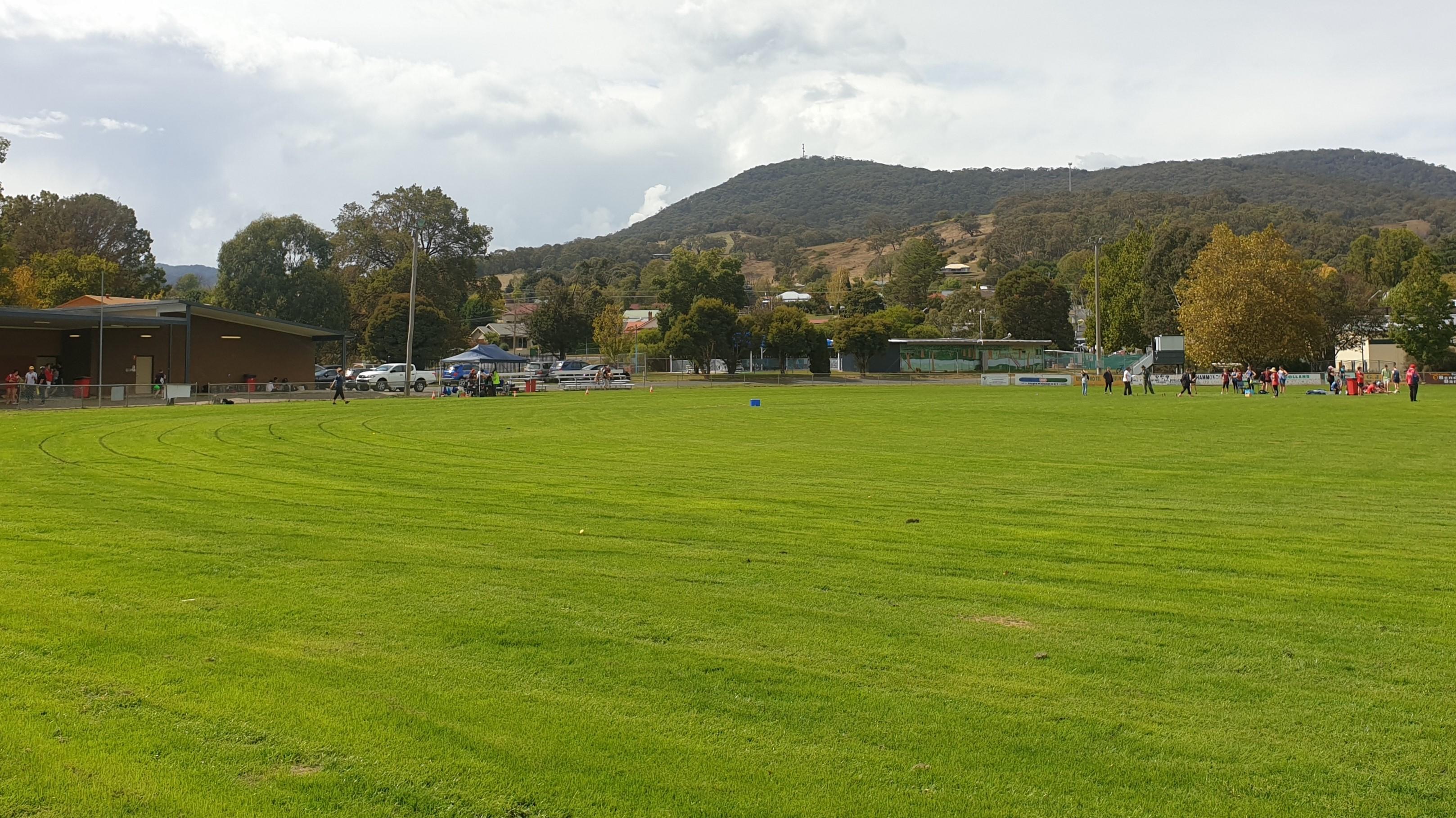 20190329 tumbarumba sportsground
