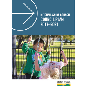 Council plan cover image